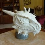 Argonian Clay Sculpt
