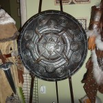 Skyrim Iron Shield