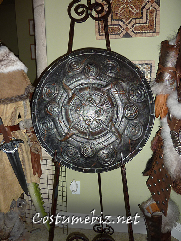 Skyrim Iron Shield