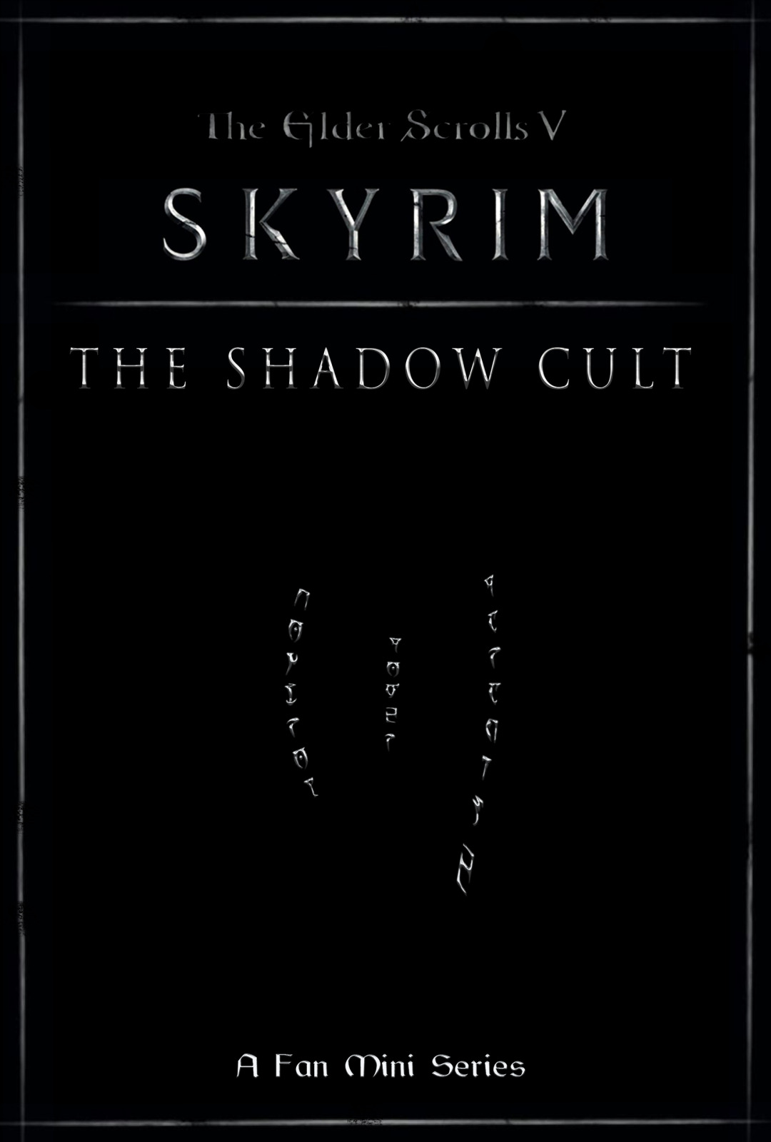 Skyrim the Shadow Cult