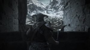 Skyrim The Aftermath Dovahkiin and the Dragon