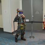 Issac Clark Costume Comic-con
