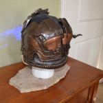 Dead Space 3 Helmet Backview