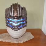 Dead Space 3 Helmet front