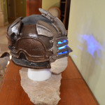 Dead Space 3 Helmet Side