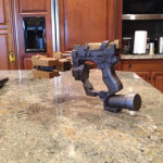 Dead Space 3 Plasma Cutter side