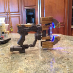 Dead Space 3 Plasma Cutter side angle