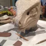 Male Argonian Sculpt