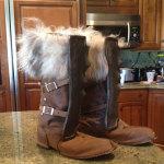 Dovahkiin Boots
