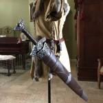 Skyrim Steel Sword Scabbard