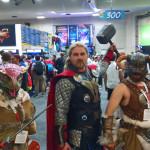Skyrim meets Thor