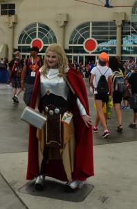 Thor Comic con 2015