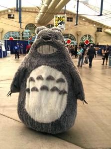 Totoro Comic Con 2015
