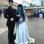 Corpse Bride Comic Con 2015