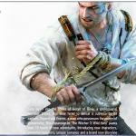 Geralt with the Steel Sword