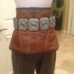 Ciri Back Belt with Corset