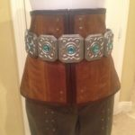 Ciri Belt Front with Corset