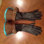 Ciri Gloves finished