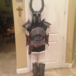 Rough Draugr Armor