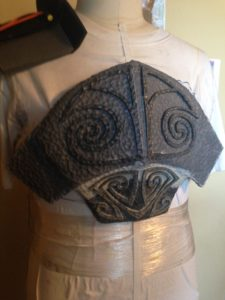Draugr Chest piece
